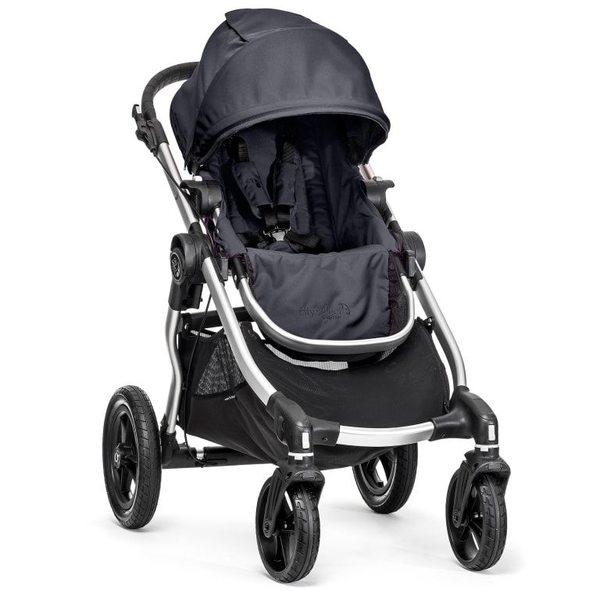 Baby Jogger City Select Titanium Bērnu rati