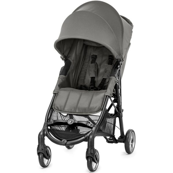 Baby Jogger City Mini Zip Steel Gray Bērnu sporta rati