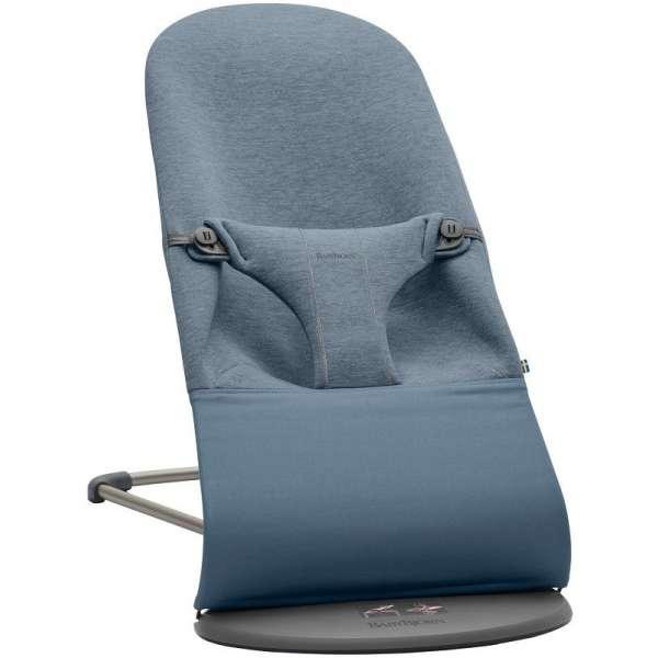 BabyBjorn Bliss Dove blue, 3D Jersey Bērnu šūpuļkrēsls