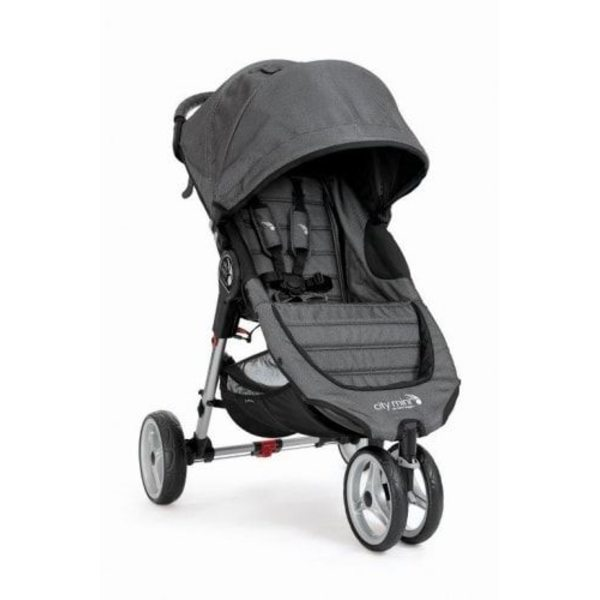 Baby Jogger City mini Charcoal Bērnu rati