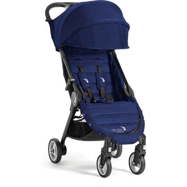 Baby Jogger City Tour Cobalt Bērnu rati
