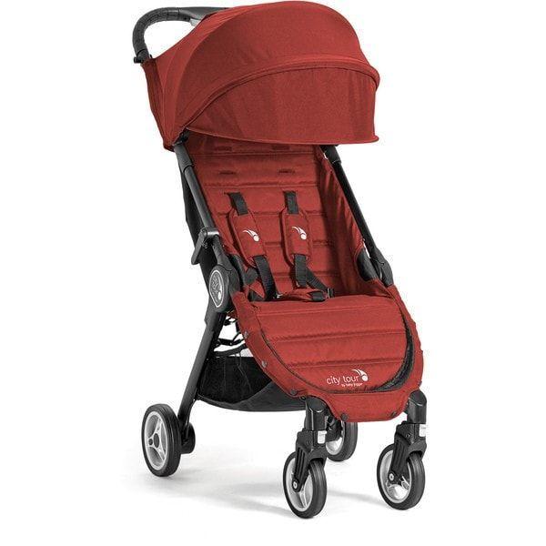 Baby Jogger City Tour Garnet Bērnu rati