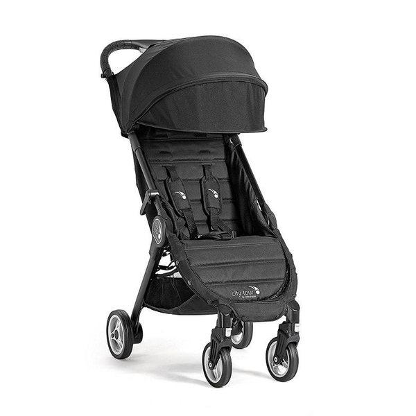 Baby Jogger City Tour Onyx Bērnu rati