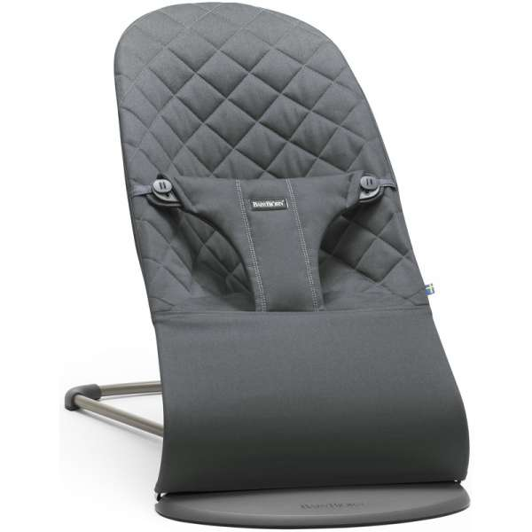 BabyBjorn Bouncer Bliss Antracite Bērnu šūpuļkrēsls, 006021