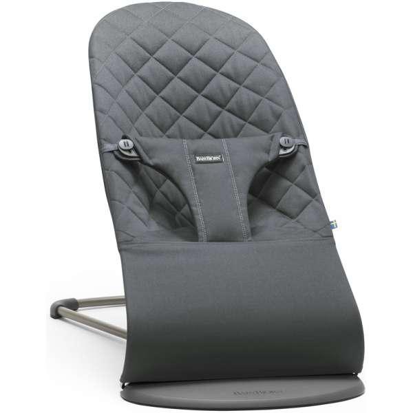 BabyBjorn Bouncer Bliss Antracite Bērnu šūpuļkrēsls, 006021