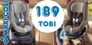 Maxi Cosi Tobi Eur 189