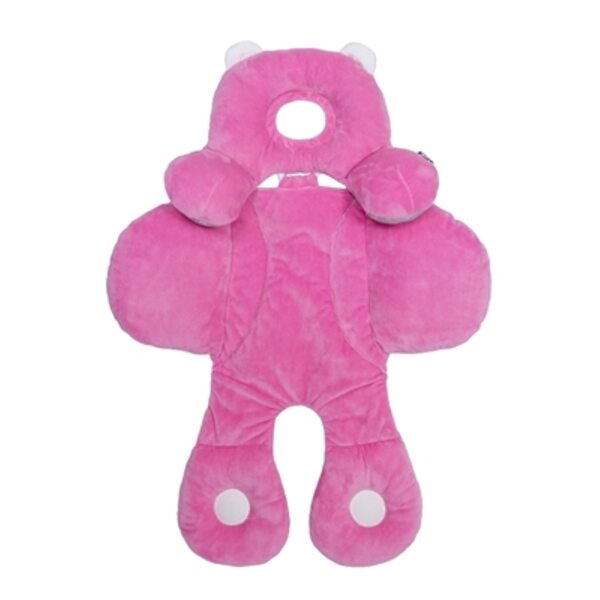Benbat Total Body Support Ieliktnis autokrēslam Pink/Grey WM004