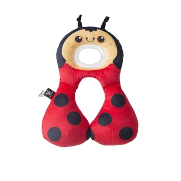 Benbat Travel Friends Ceļojuma spilvens Ladybug HR306