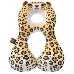 Benbat Travel Friends Ceļojuma spilvens Leopard HR302