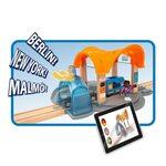 Brio Action Tunnel Station Dzelzceļa stacija 33973