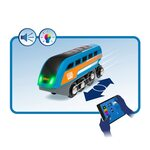 Brio Action Tunnel Travel Set Koka dzelzceļš 33972
