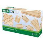 Brio Advanced Expansion Pack Koka dzelzceļa posmi 33307