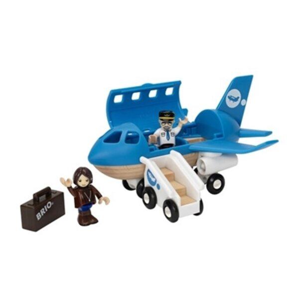 Brio Airplane Koka pasažieru lidmašīna 33306