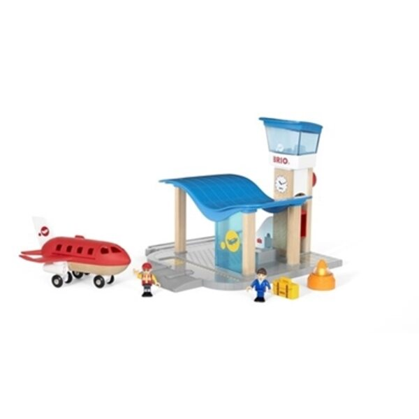 Brio Airport with Control Tower Lidosta 33883