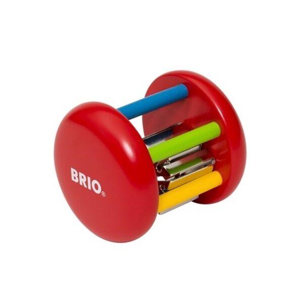 Brio Bell Rattle Multicolor Grabulis 30051