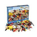 Brio Builder Creative Set 271 pcs. Būvniecības komplekts 34589