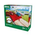 Brio Car Racing Kit Ceļa posms 33819