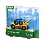 Brio Car Transporter Platforma vagons 33577