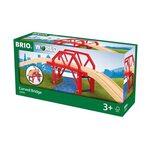 Brio Curved Bridge Tilts 33699