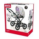 Brio Doll Pram Combi Leļļu ratiņi 24891359