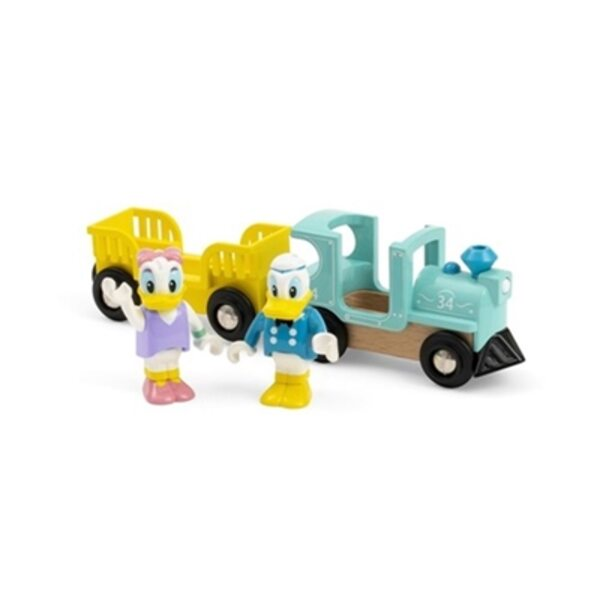Brio Donald and Daisy Duck Train Vilciens 32260