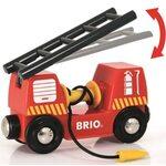 Brio Emergency Fire Engine Ugunsdzēsēju mašīna 33811