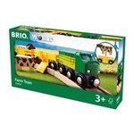 Brio Farm Train Vilciens 33404
