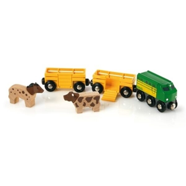Brio Farm Train Vilciens 33404
