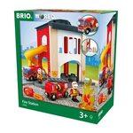 Brio Fire Station Ugunsdzēsēju iecirknis 33833