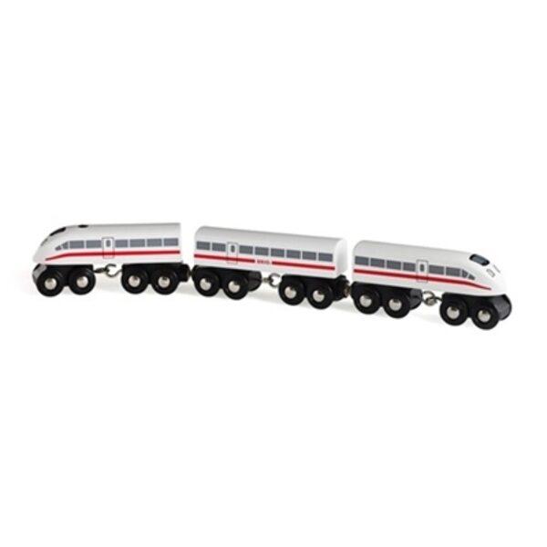 Brio High Speed Train Ātrgaitas vilciens 33748