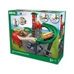 Brio Lift and Load Warehouse Set Koka dzelzceļš 33887