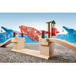 Brio Lifting Bridge Tilts 33757