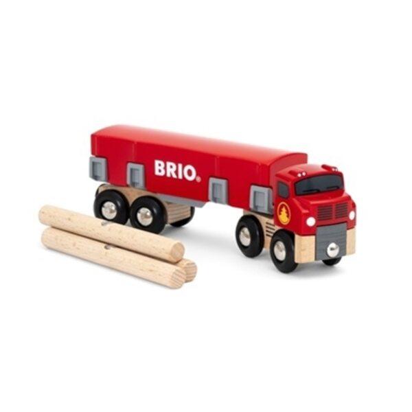 Brio Lumber Truck Kravas automašīna 33657