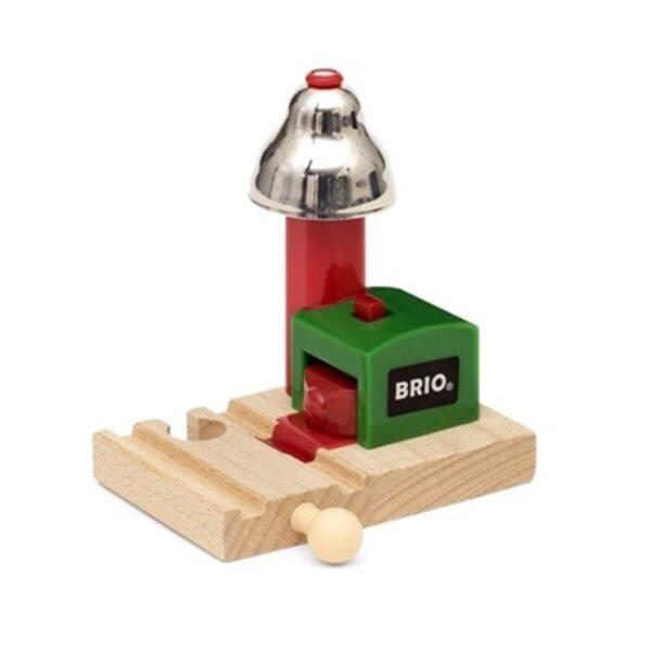 Brio Magnetic Bell Signal Koka dzelzceļa posms 33754