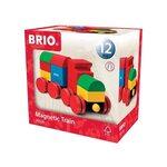 Brio Magnetic Train Magnētiskie koka kluči 30124
