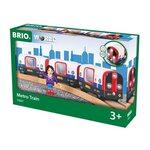 Brio Metro Train Metro vilciens 33867