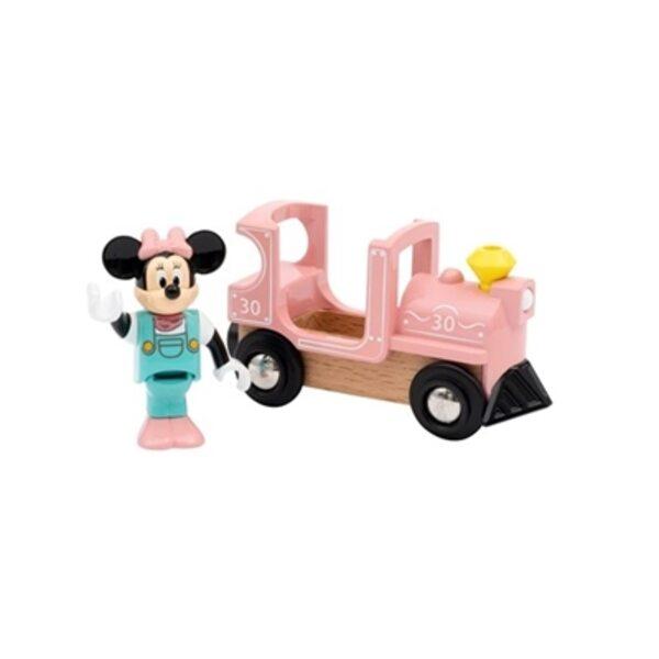 Brio Minnie Mouse and Engine Lokomotīve 32288