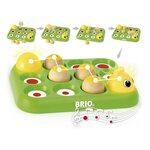 Brio Musical Caterpillar Attīstošā rotaļlieta 30189