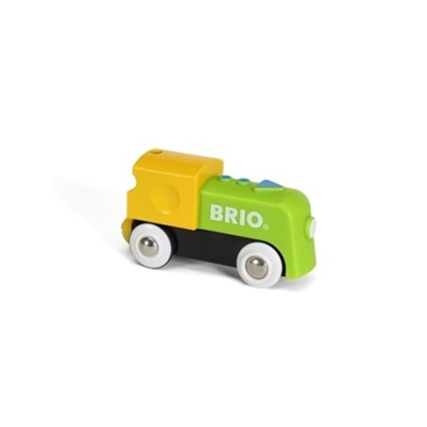 Brio My First Railway Battery Engine Vilciens ar baterijām 33705