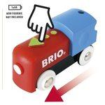 Brio My First Railway Battery Operated Train Set Koka dzelzceļš 33710