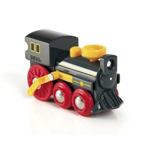Brio Old Steam Engine Lokomotīve 33617