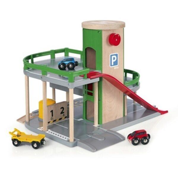 Brio Parking Garage Autostāvvieta 33204