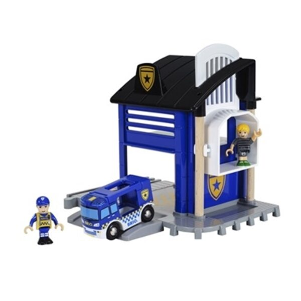 Brio Police Station Policijas iecirknis 33813