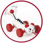 Brio Pull Along Cat Koka velkamā rotaļlieta 30187