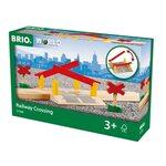 Brio Railway Crossing Dzelzceļa pārbrauktuve 33388
