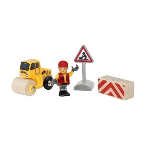 Brio Road Worker Spēļu komplekts 33899