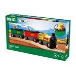 Brio Safari Train Vilciens 33722