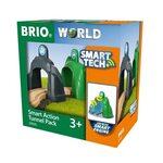 Brio Smart Action Tunnel Pack Tuneļu komplekts 33935