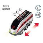 Brio Smart Engine Set with Action Tunnels Koka dzelzceļš 33873