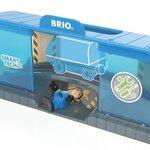 Brio Smart Railway Workshop Dzelzceļa darbnīca 33918
